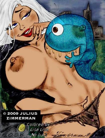 Moster Vs Aliens Naked Girls