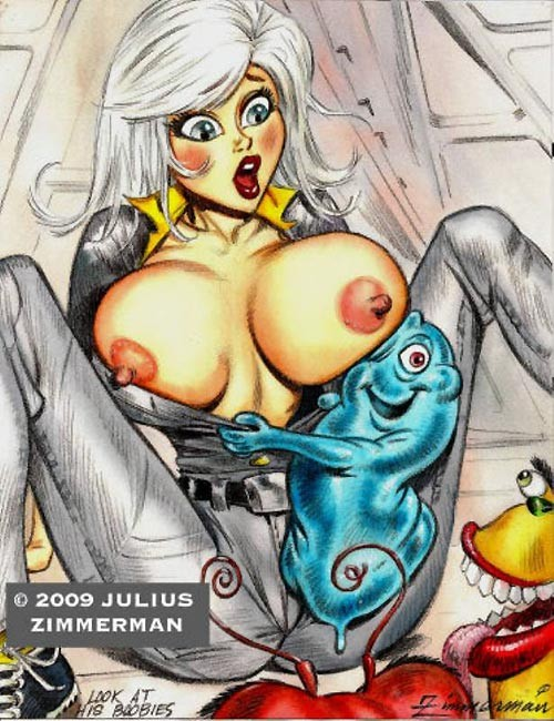 Find Monsters Vs Aliens Cartoon Porn